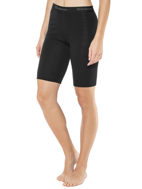 Woolpower Lite Briefs Xlong Woman black